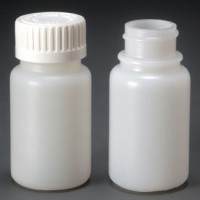 Bottle HDPE 60/100ml CHILDPROOF