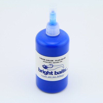 Liquid Plastic Color - Fluorescent - Blue