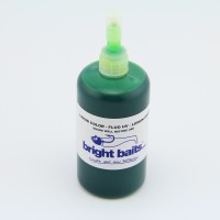 Liquid Plastic Color - Fluorescent - Lemon Green (Transparent)