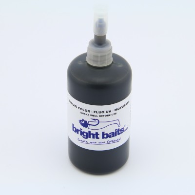 Liquid Plastic Color - UV - Motor Oil