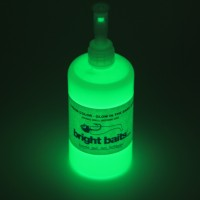 Liquid Plastic Color - Glow In the Dark GREEN