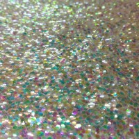 Glitter - 1,0mm - Iridescent Rainbow